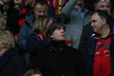 Bundestrainer sieht der Gruppenphase mit Respekt, aber gelassen entgegen - Foto: Joachim Hahne / johapress