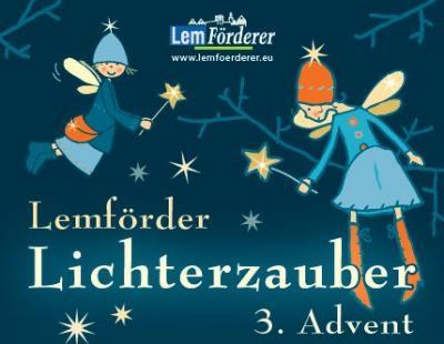 Foto zur Meldung: Lemförder Lichterzauber 2019