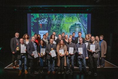 Zertifikatsvergabe der Filmlehrer in Hannover vom 22.11.2019