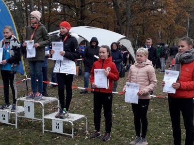Vorschaubild zur Meldung: Starke Konkurrenz für Schmöllner Crossläufer
