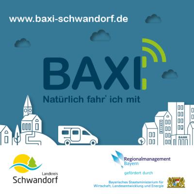 Foto zur Meldung: Anrufbus BAXI schließt Verbindungslücken