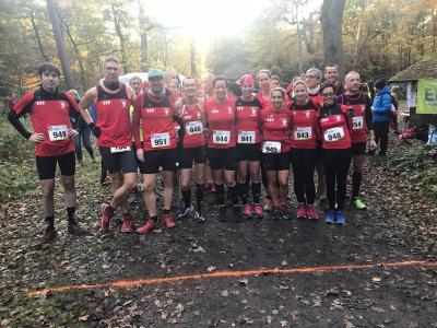 09.11.19: Regionsmeisterschaften Waldlauf & 1. Schülerwaldlauf, Eschweiler