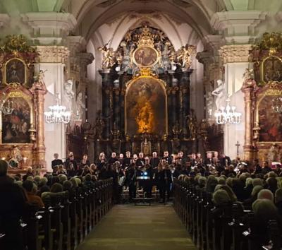 Vorschaubild zur Meldung: Kirchenkonzert 2019: St. Margarethen Kirche