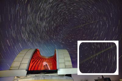 Foto zur Meldung: STARLINK-Satelliten weiter beobachtbar