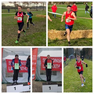01.12.2019 Nordrhein-Crossmeisterschaften in Sonsbeck