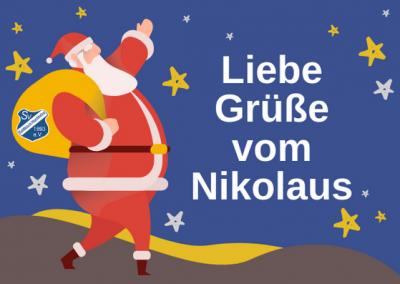 Vorschaubild zur Meldung: Grüße zum Nikolaustag