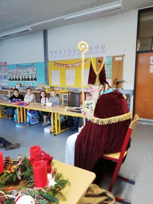 Foto zur Meldung: Lieber, guter Nikolaus!