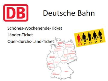 Vorschaubild zur Meldung: PRO BAHN bedauert Wochenend-Ticket-Aus
