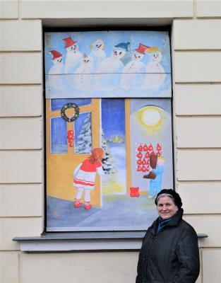 Foto zur Meldung: 06. Adventsbild: Johanna Kasch