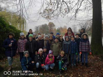 Foto zur Meldung: Poetischer Herbstspaziergang
