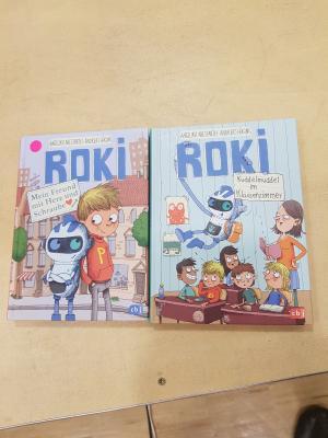 Foto zur Meldung: Roki und die Klasse 4
