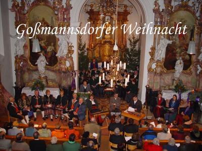 Vorschaubild zur Meldung: Reportage über Goßmannsdorfer Weihnacht