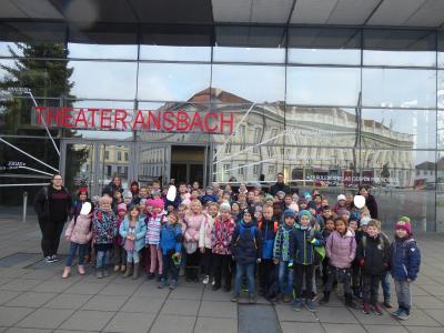 Foto zur Meldung: Theaterfahrt nach Ansbach - Der Zauberer von Oz