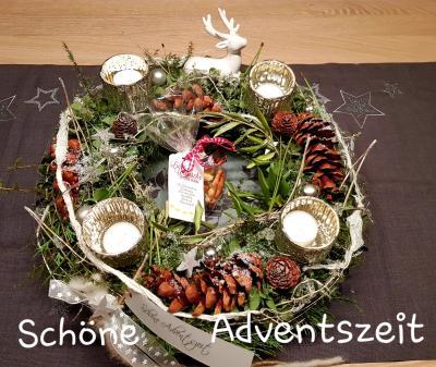 Foto zur Meldung: Adventsfrühstück Frauenchor Schenklengsfeld