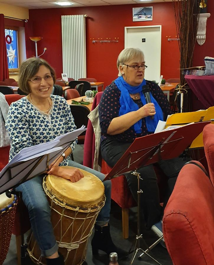Bild der Meldung: Musikalischer Advent im Ortsverein Eutin