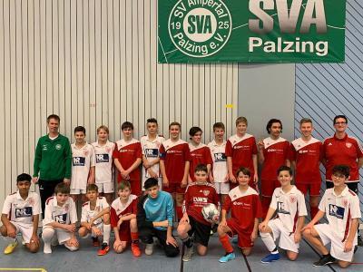 C-Jugend SG Zolling/Palzing I u. II