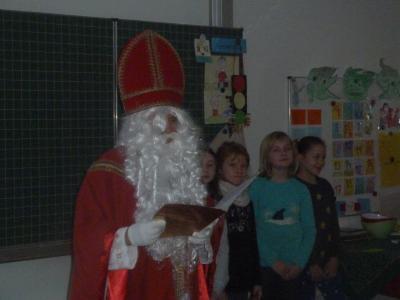 Vorschaubild zur Meldung: Der Nikolaus war da!
