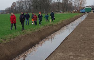 """Vorschaubild zur Meldung: """"Dachrinne"""" schützt vor Hochwasser"""
