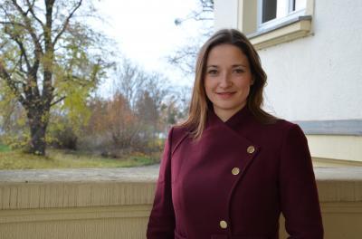 Foto zur Meldung: Hanka Rjelka wird Sorben-/Wendenbeauftragte des OSL-Kreises