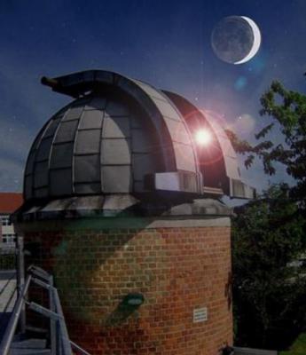 Vorschaubild zur Meldung: Besuch der Sternwarte in Rostock