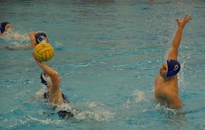 Foto zur Meldung: Wasserball Ostdeutsche Meisterschaft U14 Vorrunde in Chemnitz