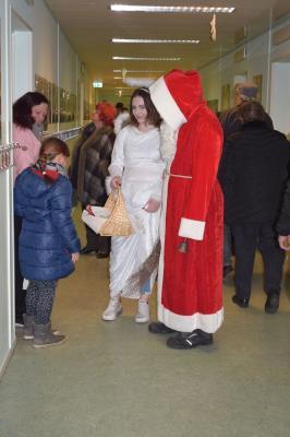Foto zur Meldung: Weihnachtszeit – Zeit der Freude und des Friedens