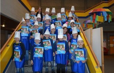 Projekt für Grundschüler macht Appetit auf Wissen