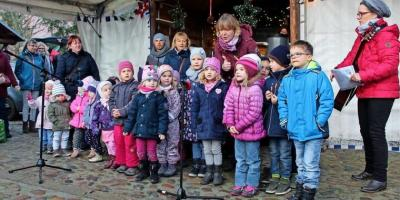 Foto zur Meldung: Der Weihnachtsmarkt in Görzke