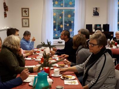 """Foto zur Meldung: Weihnachtsfeier in Blankenberg: """"Wie gut, dass Großvater das nicht erlebt hat!"""""""