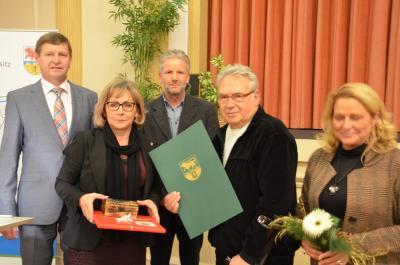 Foto zur Meldung: Ehrenbeirat 2019 für Naturschützer aus Grünewalde