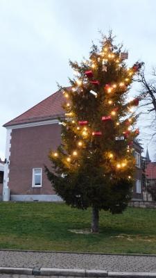 Vorschaubild zur Meldung: Adventszeit 2019 in der Stadt Seeland