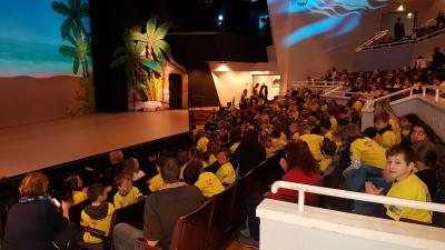 Foto zur Meldung: Ausflug ins Theater Pforzheim