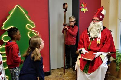 Vorschaubild zur Meldung: Nikolausfeier