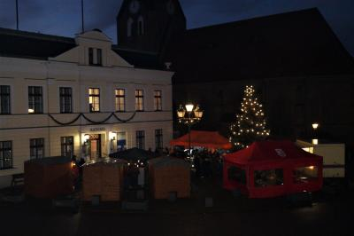 Foto zur Meldung: Weihnachtsmarkt 2019