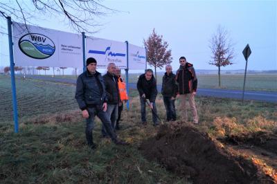 Foto zu Meldung: Gewerbegebiet bekommt neue Zufahrtsstraße