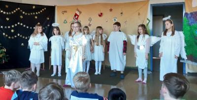 Foto zur Meldung: Weihnachten ohne Engel?