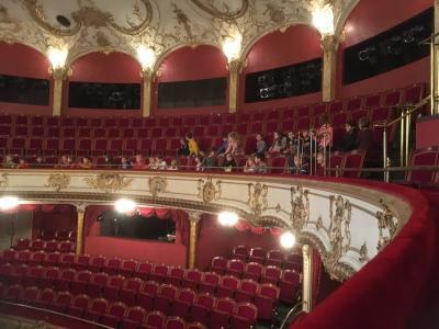Vorschaubild zur Meldung: Theaterfahrt der 2.Klassen