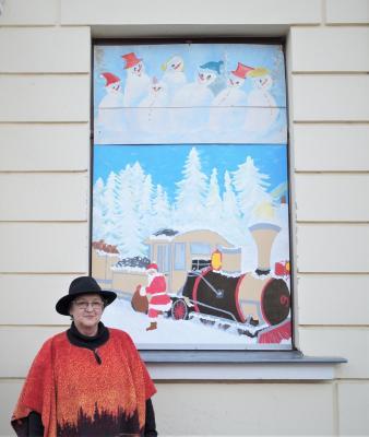 Foto zur Meldung: 21. Adventsbild: Heimatverein (I. Rettig)