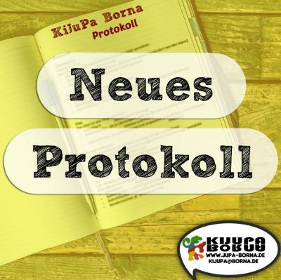 Foto zur Meldung: Protokoll 15. Sitzung KIJUPA 6.0