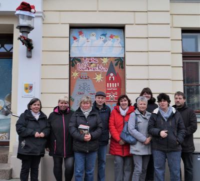 Foto zu Meldung: 23. Adventsbild: Kirchgemeinde Neukalen