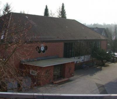 Foto zur Meldung: Achtung: Sporthalle 5 Gymnasium ab sofort geschlossen!