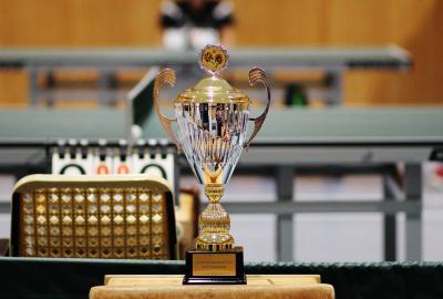 Foto zur Meldung: Tischtennis: SVS im Pokal eine Runde weiter