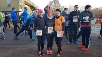 Birgit, Anke und Marlies