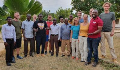 Vorschaubild zur Meldung: Tansania-Projekt 2019