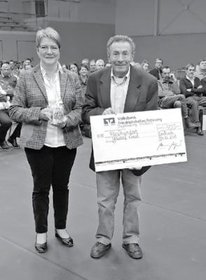 Sozialer Ehrenpreis 2019 an Herrn Said