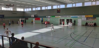 LSV auf Platz Sieben beim 20. Sparkassenpokal in Bernstadt a.d.E.