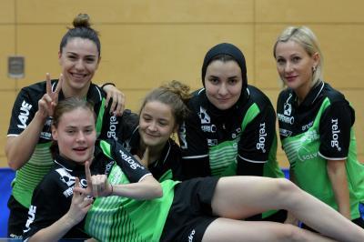 Die Mannschaft des TTK Großburgwedel 2020