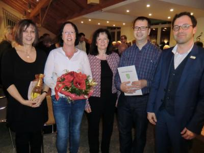 Vorschaubild zur Meldung: Ehrenkrone der Gemeinde Flieden für Thomas Kramer