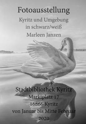 Vorschaubild zur Meldung: Kyritz in Schwarz-Weiß - Neue Ausstellung in der Stadtbibliothek