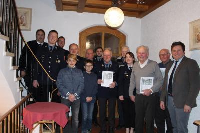 Foto zur Meldung: Viel Lob von den Ehrengästen - Bei der Feuerwehr Ruhmannsdorf stimmt alles